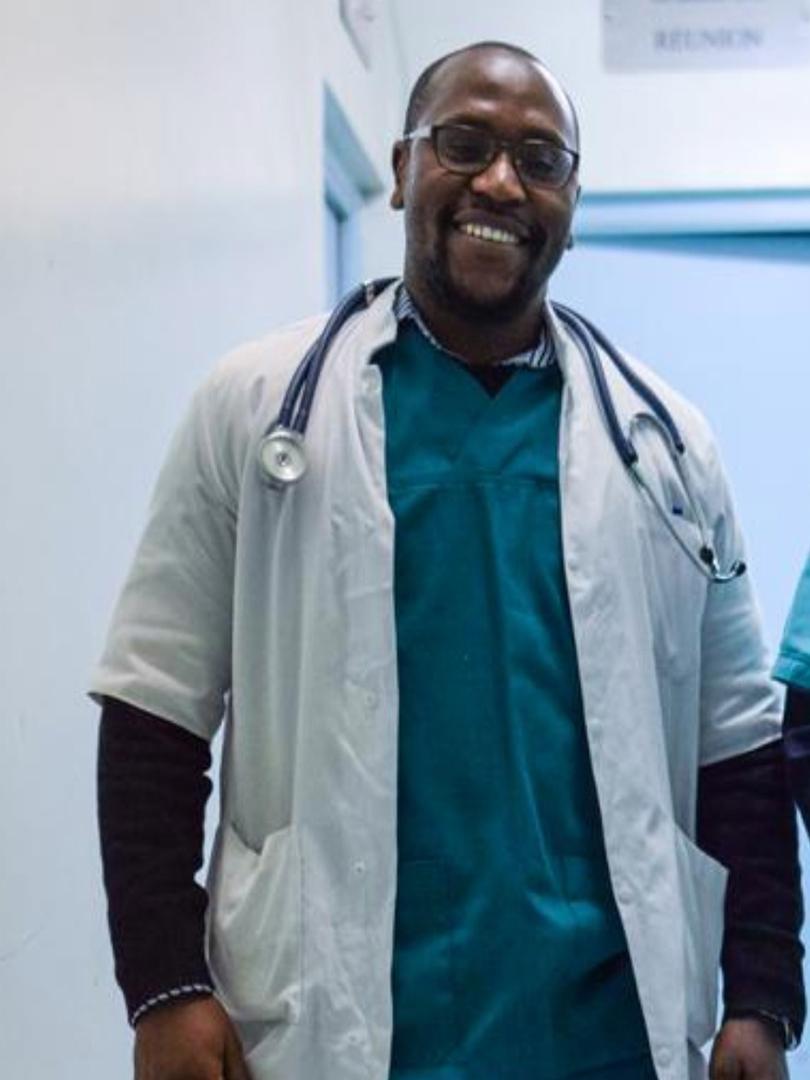 Dr Samwel Mbilinyi
